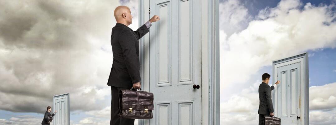 Knock Knock Knockin' on Messenger's Door