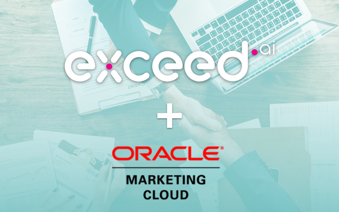 Exceed.ai Update: Oracle Marketing Cloud Integration for Better Lead Qualification