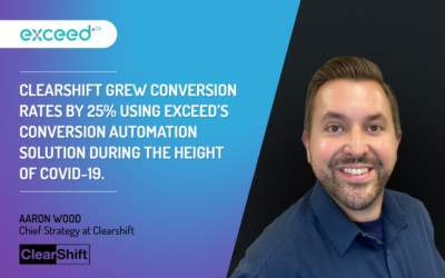 ClearShift Grew Conversion Rates by 25% Using AI-Powered Conversion Automation
