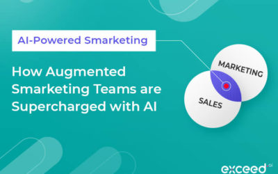 Why AI is Integral in Building Distributed and Augmented Smarketing Teams