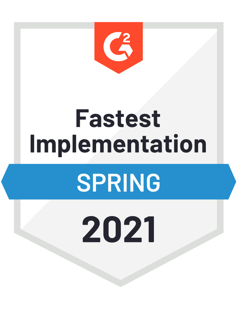 Fast Implementation Sp21
