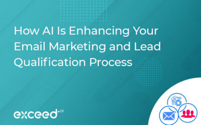 How AI Is Enhancing Your Email Marketing and Lead Qualification Process